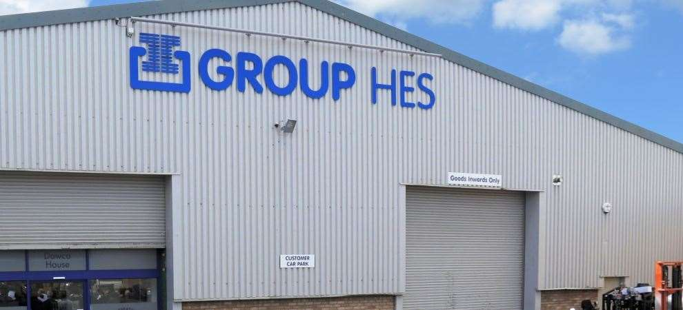 Picture of Merry Christmas from us all at Group HES!