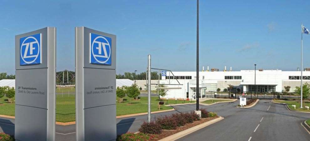 Picture of HES Tractec secure ZF Sachs distributorships