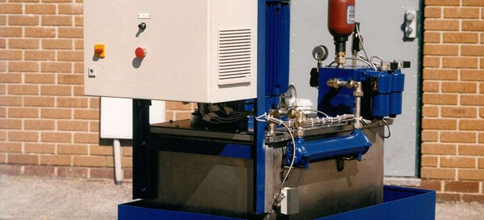 Picture of Skydrol Hydraulic Power Units