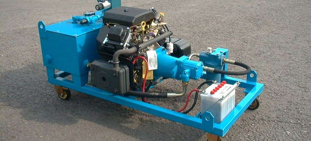 Picture of Diesel Power Units