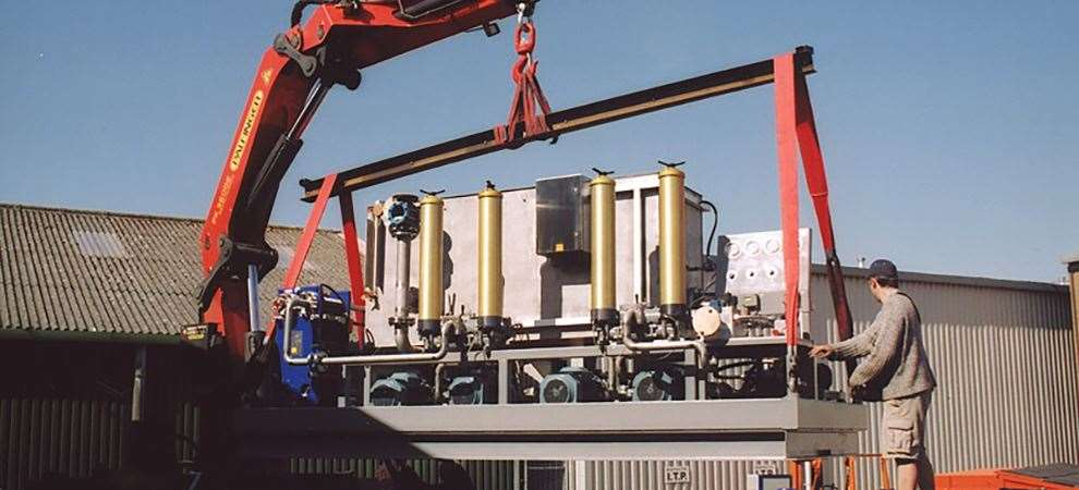 Picture of Lubrication Power Units