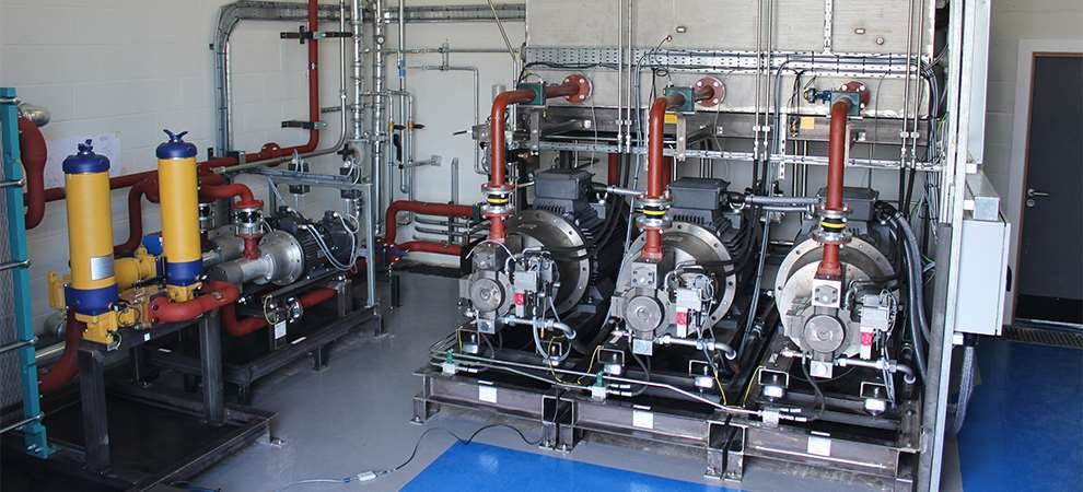 Picture of Hydraulic Ring Main Systems
