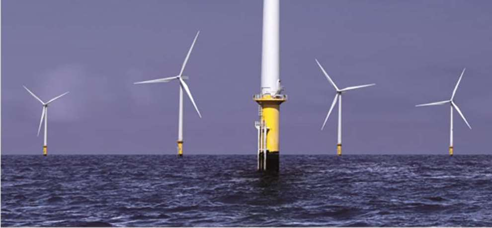 Picture of Wind Farms lubrication reduces costs