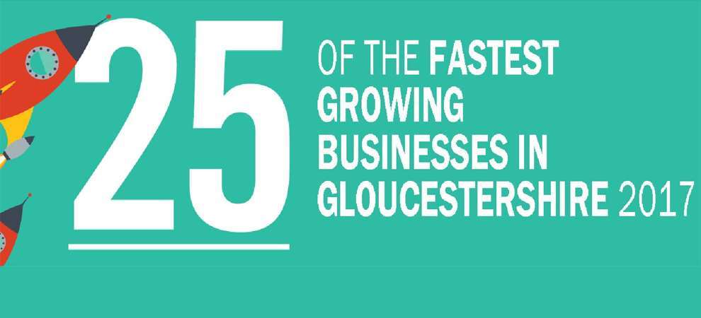 Picture of Fastest Growing Businesses in Gloucestershire