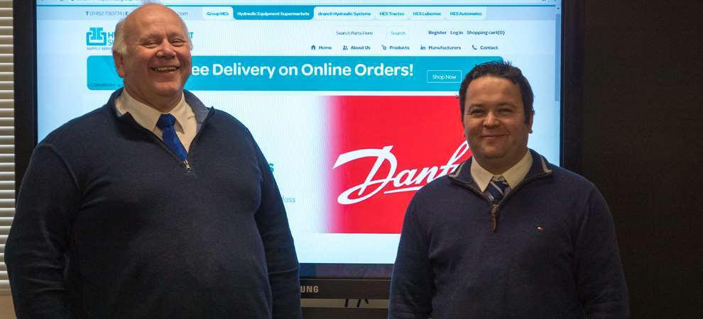 Picture of Hydraulic Equipment Supermarkets appoints new Danfoss Product Manager